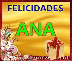 FELICIDADES ANA #FelizSábado #FelicidadeAnaYJoaquin https://www.cuarzotarot.es/