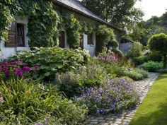 privé tuin tuinarchitecte Dina Deferme, Limburg, Stokrooie, Beuzestraat 64, België