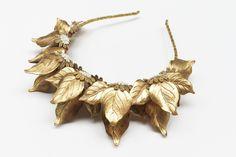 ABIGAIL   Gold Brass - Viktoria Novak