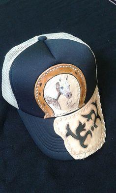 gorra artesanal