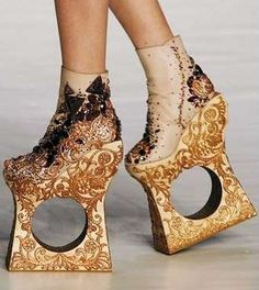 Dream shoes.