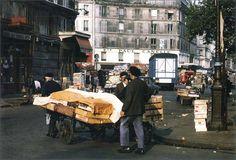 rue Berger - Paris 1er