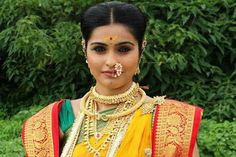Mhalsa with beautiful jewelry