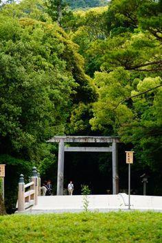 外宮  in Japan Ise Shima