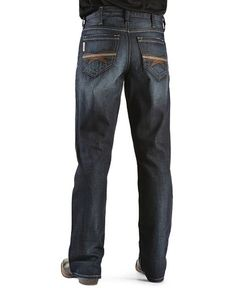 CINCH JEANS MENS LUKE II Western Rodeo Cowboy Relaxed Boot Cut NWT 33 x 36   our prices are WAY BELOW RETAIL! all JEWELRY SHIPS FREE! www.baharanchwesternwear.com baha ranch western wear ebay seller id soloedition