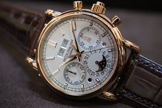 Baselworld 2016: A Quick Look At The Slightly Overlooked Patek Philippe 5204R