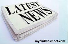 At MyBuddiesMeet you can get ‪#‎news_update‬ notification on your phones after creating profiles. For more details visit - http://mybuddiesmeet.com