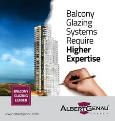 Albert Genau is the balcony glazing consultant of your construction project! Albert Genau is the balcony glazing consultant of your construction project! We Are Albert Genau. Glass Balcony, Winter Garden, Sunroom, Terrace Ideas, Construction, Architecture, Projects, Sunrooms, Building