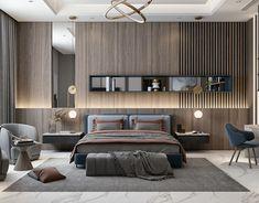 Sofa Bed Design, Bedroom Bed Design, Bed Furniture, Furniture Design, Interior Decorating, Interior Design, Behance, Modern Room, Luxurious Bedrooms