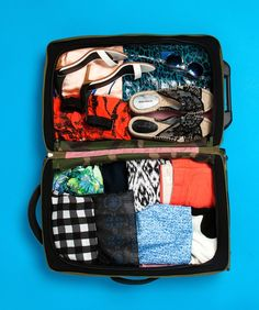 8 things I learned about packing