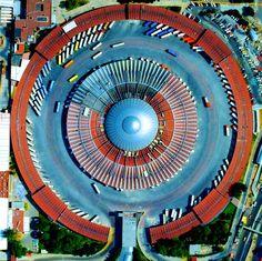 Galeria de Civilização em perspectiva: O mundo visto de cima - 3