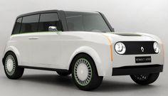 Vlad Iorgulescu: Renault 4 redesigned renault 4 ever shortlisted entry.Project 2011.