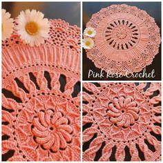 PINK ROSE CROCHET: Search results Patricia Kristoffersen