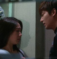 KIM TAN and CHA EUN SANG This was my absolute favorite scene!  Omg!