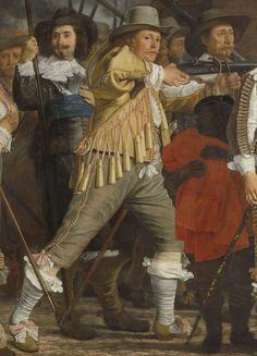 c.1639 Pays-Bas par Bartholomeus van der Helst rijksmuseum.SK-C-375