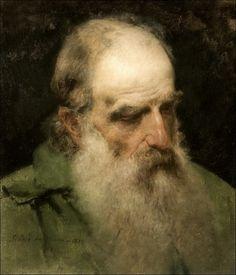 Francesco Hayez · Autoritratto · 1878 · Castello Sforzesco · Milano