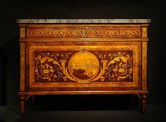 The Buzz on Antiques: MAGGIOLINI COMMODES AND THE PIZZAS THAT LOVE THEM