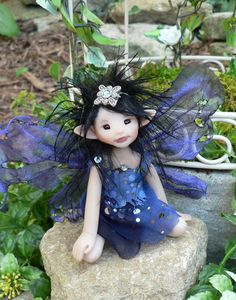 I am in love with these Faeries!  I purchased this one!