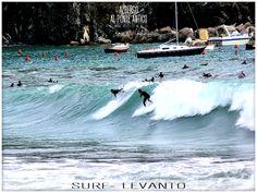 Levanto - Surf - Albergo Al Ponte Antico Carrodano - La Spezia - Liguria