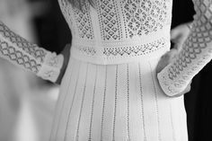 Close-knit. oscardelarenta