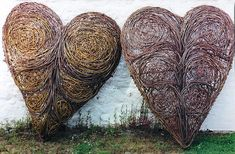 Trevor Leat willow hearts