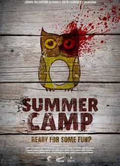 Movie Teaser for Summer Camp, directed by Alberto Marini; a Horror trailer. Alberto Marinis Summer Camp 2014 looks to have some great scares and thrills I love . Top Rated Horror Movies, Latest Horror Movies, Horror Films, Scary Movies, Zombie Movies, Awesome Movies, Halloween Movies, Horror Movie Trailers, Horror Themes