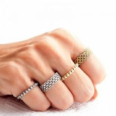 Rings party.... Www.most-chic.com