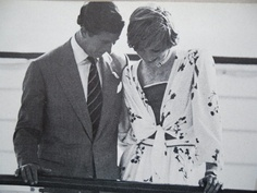 Diana and Charles