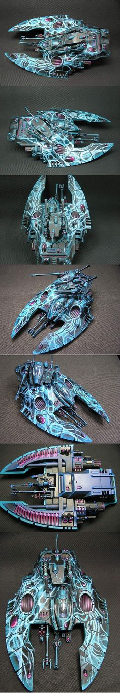Eldar Falcon / Wave Serpent - CMON