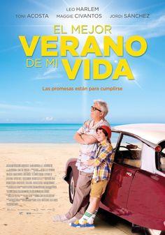 2018 - El mejor verano de mi vida Leo Harlem, Movie Theater, In Hollywood, Beach Mat, Cinema, The Unit, Movies, Movie Posters, Dani