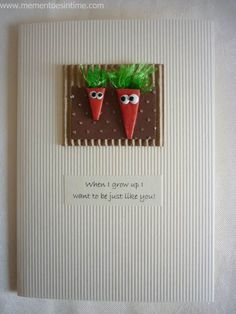 Polymer Clay Card Embellishments - Mementoes In Time