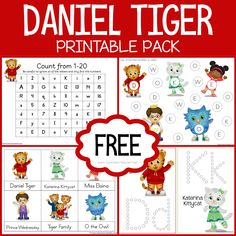 Theme Based Printables for Tot School, Preschool and Kindergarten. MANY FREE printables for early childhood! Preschool At Home, Free Preschool, Preschool Learning, Learning Resources, Free Worksheets For Kids, Free Printable Worksheets, Kindergarten Worksheets, Montessori Activities, Therapy Activities