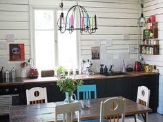 Anun Miinus-keittiössä on kotoisa tunnelma - Puustelli Miinus Blogi