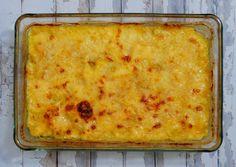 Gratín de patatas y puerro...   Cocina Lasagna, Macaroni And Cheese, Ethnic Recipes, Grande, Food, Madrid, Gratin, Potatoes Au Gratin, Vegetarian Recipes