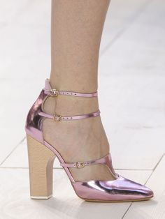 50 of the Best Shoes from the Spring 2013 Runways: Chloé.