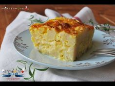 BUDINCA DE CONOPIDA - YouTube Atkins Recipes, Cooking Recipes, Love Food, French Toast, Veggies, Pudding, Cheese, Breakfast, Desserts