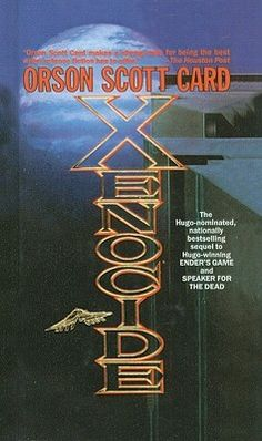 Book report on xenocide