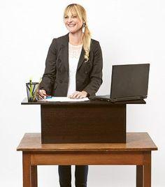 Standing Desk VARIDESK Pro 30 Pinteres