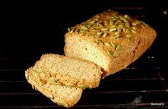 chleb bezglutenowy z kaszy jaglanej i quinoa