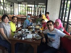LUCH time with Habib