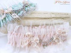 Beautiful garters