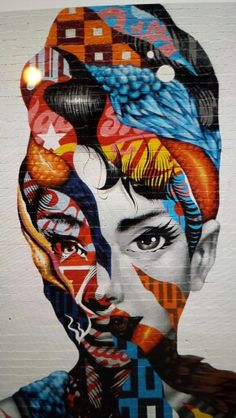 Tristan Eaton spray art wow