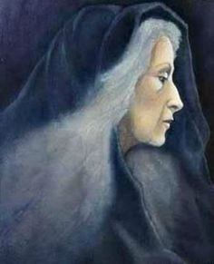 "The Wise Woman - The Crone - The ""Hag"""