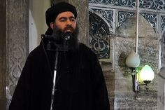 ISIS leader Baghdadi just issued his first statement in almost a year