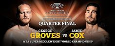http://realcombatmedia.com/2017/10/george-groves-vs-jamie-cox-wbss-super-middleweight-quarterfinals/Follow George Groves vs. Jamie Cox WBSS super middleweight quarterfinals AIRING LIVE IN CANADA THIS SATURDAY EXCLUSIVELY ON SUPER CHANNEL    (pictures courtesy of World Boxing Super Series) EDMONTON, Canada (October 11, 2017) – An All-British battle is on tap this Saturday as   World Boxing Super Series (WBSS) tournament action continues when World Boxing Association (WBA) …