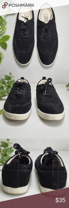 e62f09cba703d Generic Surplus - black suede runners Generic Surplus - black suede runners  Size  9 Color