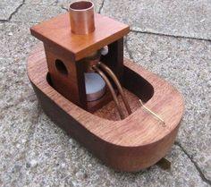 A Putt-Putt Boat