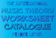 Music-Theory-Worksheet-Catalogue-primer