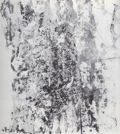 Gerhard Richter, Ohne Titel (2.5.86) Untitled (2.5.86), 1986, 202 cm x 184 cm, Oil on paper