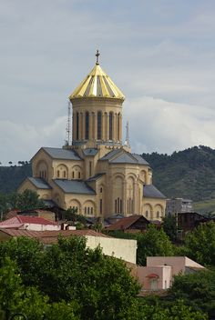 Holy Trinity Cathedral, Tblisi, Georgia